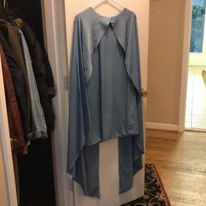 Hand dyed Cape Dress